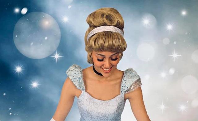 Cinderella Pumpkin Wonderland