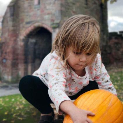 Pumpkin Patch at Lady Herbert's Garden