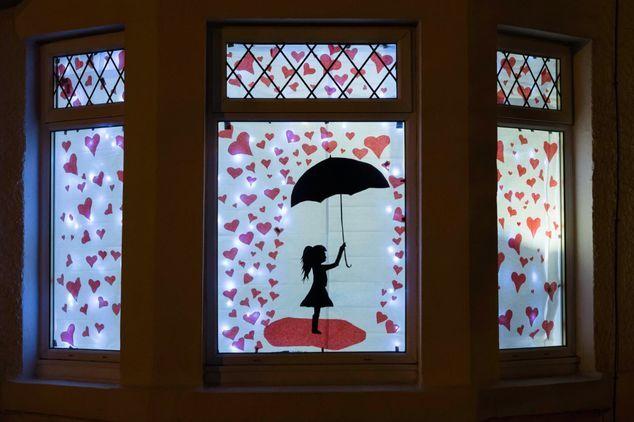 Window Wanderland