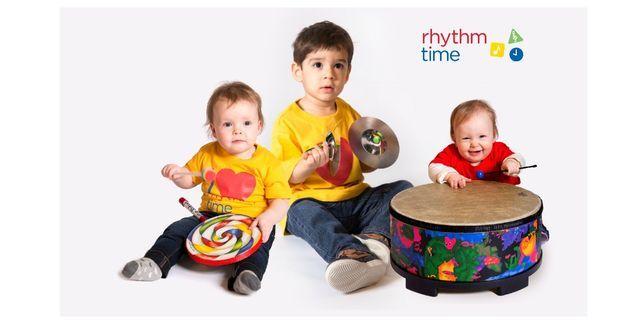 Rhythm Time | Rugby