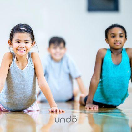 Undō | Children's Yoga in Kenilworth