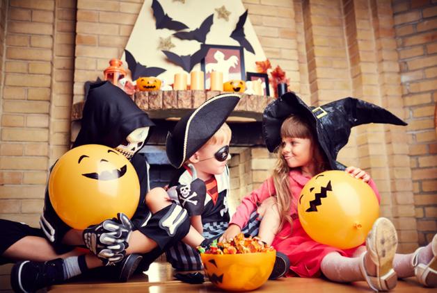 Splatterkids Halloween Party