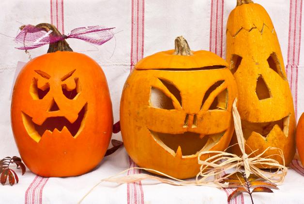 Pumpkin- Carving Contest