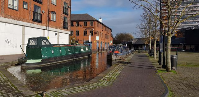 Coventry Floating Market