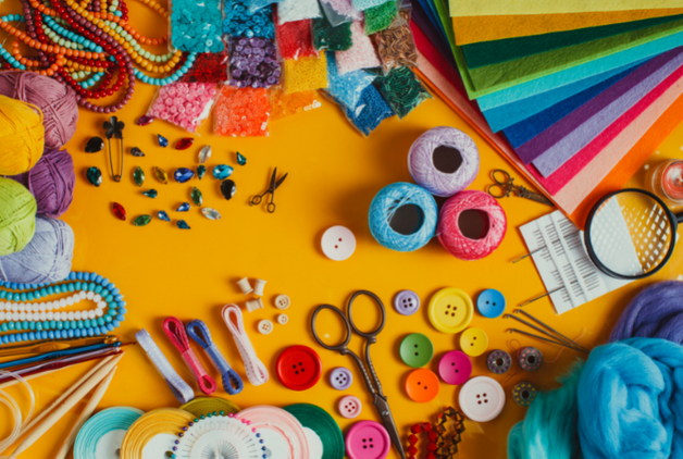 Craft Session at Coundon Library