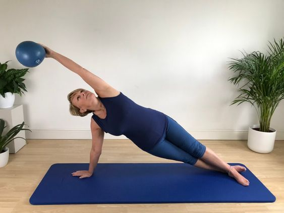 Swan Pilates | Online Pilates & Stretch Classes