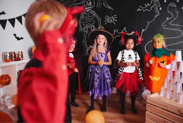 Halloween Party at Stoke Heath Community Centre
