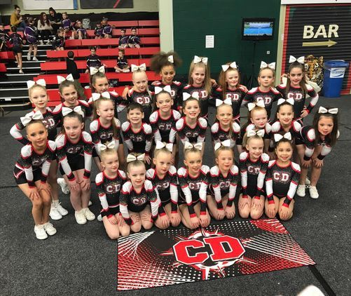 CD Cheerleaders | FREE TRIAL SESSIONS