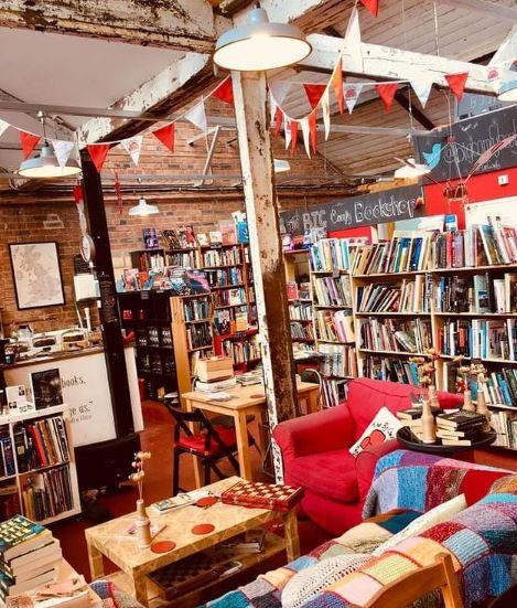 The Big Comfy Bookshop