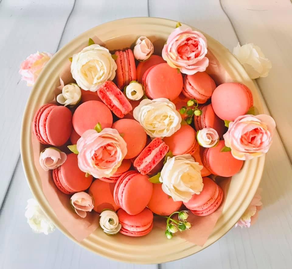Moon Macarons