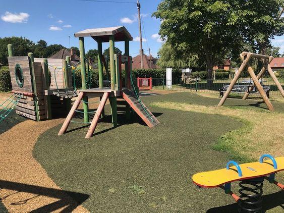 Rowledge Recreation Ground Play Area