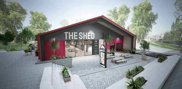 The Shed, Bordon