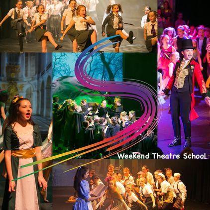 Showshack Weekend Theatre School