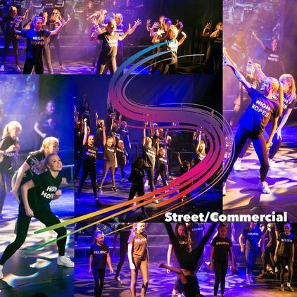 Showshack Street Dance Classes