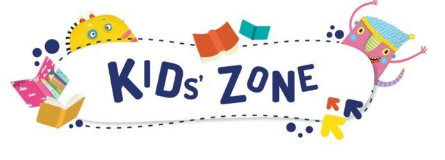 Hampshire Libraries Kids' Zone