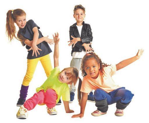 Street Dance for Children