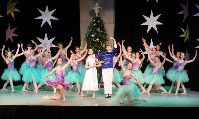 Christmas Dance Workshop - Demeric Dance