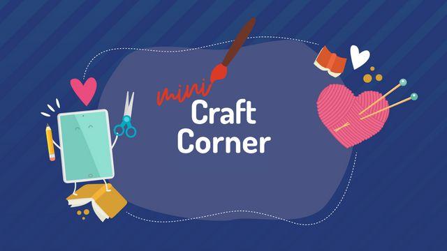 Hampshire Libraries Craft Club