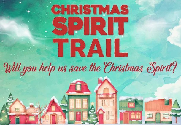 Farnham's Christmas Spirit Trail