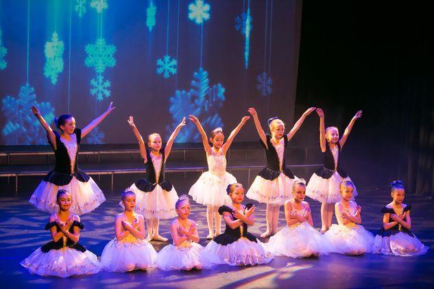 Showshack Ballet Classes
