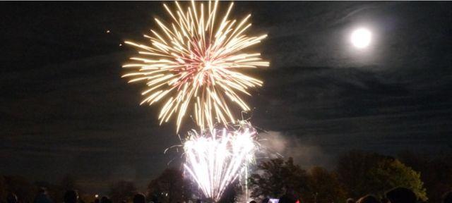 Farnham Fireworks & Torchlit Procession