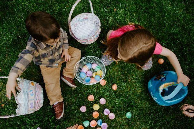 Whiteshill Playgroup Easter Trail