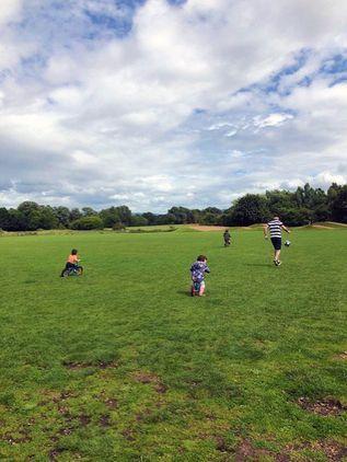 Churchdown Park Recreation Ground