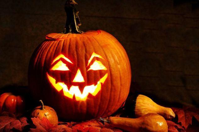Halloween Fun at Llanthony Secunda Priory