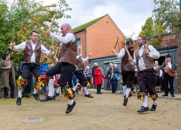 Apple Day at The Folk of Gloucester
