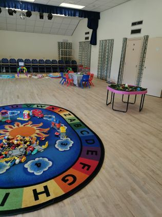 Redding's Baby and Toddler Group