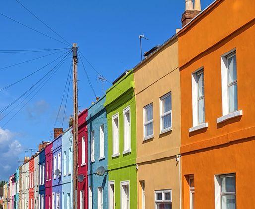 The Rainbow Streets