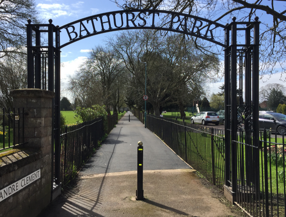 Bathurst Park, Lydney
