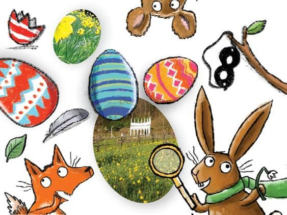 The Egg Thief! Rococo Gardens (Easter Egg Hunt)