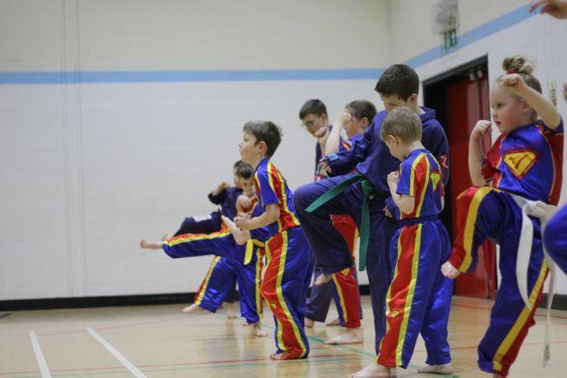Simone Hopkins & Sons Martial Arts Academy
