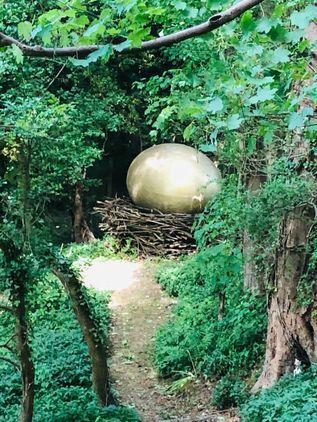Circular Walk around Chosen Hill (Golden Egg)