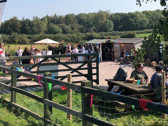 Chase farm - Leaf open farm Sunday