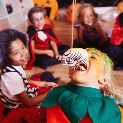 Spooktastic Halloween Magic Show & Disco