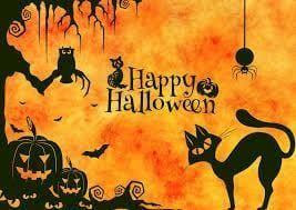 Halloween fancy dress & fun!