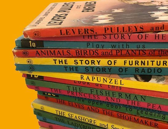 The Wonderful World of the Ladybird Book Artists