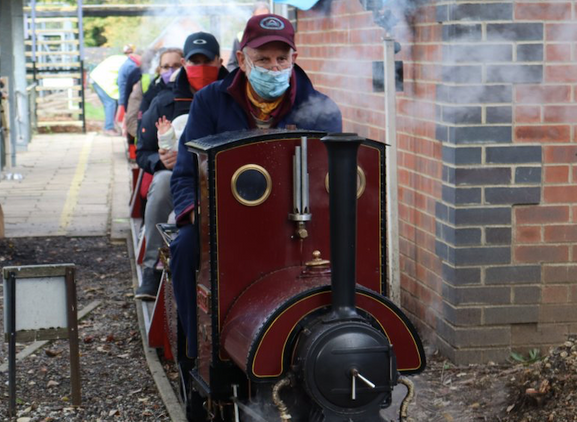 Stoke Park Railway - Open Day