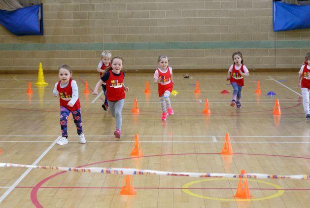 Mini Athletics Guildford