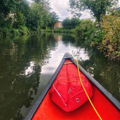 Fluid Adventures Canoe and Kayak Hire
