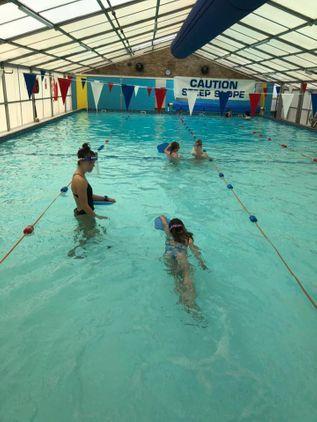 Rubba Duckies Swim School
