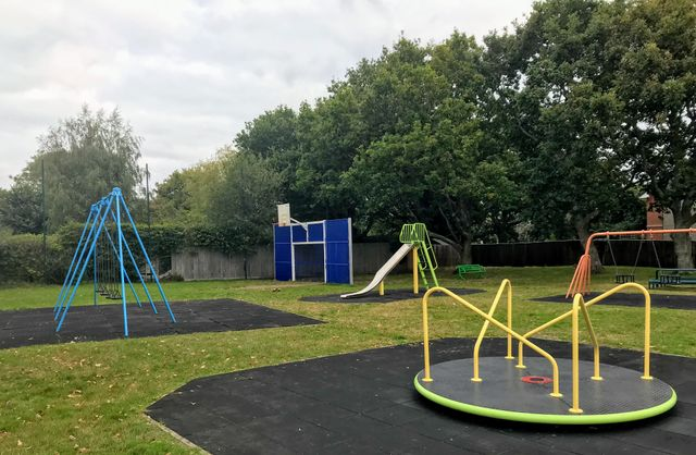 Nettlestone Playground