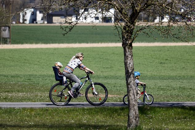 Family Friendly Cycle Tracks