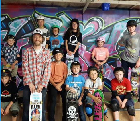 John Cattle's Skate Club