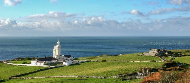 St Catherine's Lighthouse Walk