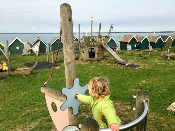 Gurnard Village Green Play Area