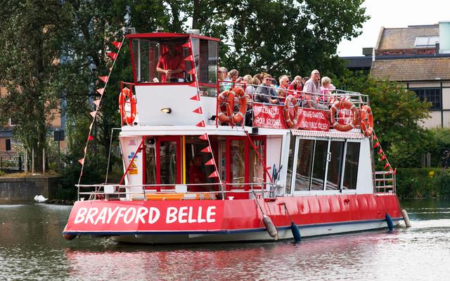 Brayford Belle Boat Trips Lincoln