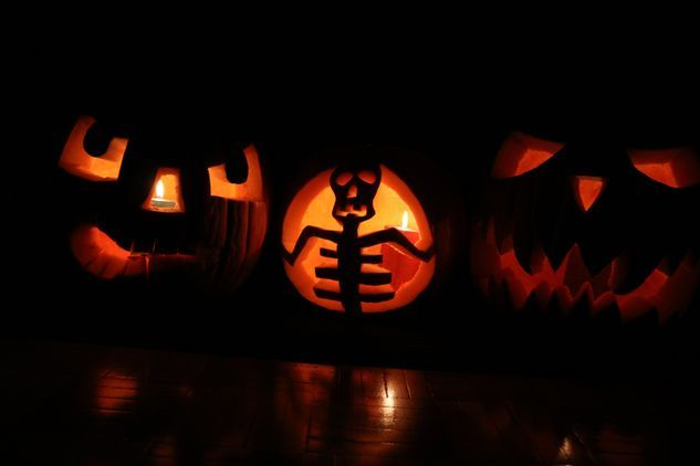 Halloween Events in Lincoln's Green Spaces Boultham Park